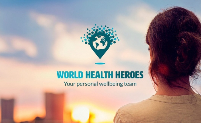 World Health Heros logo
